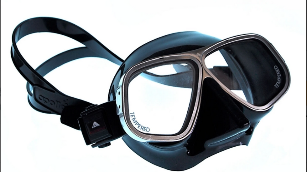 Apollo bio-metal mask pro technical frame system
