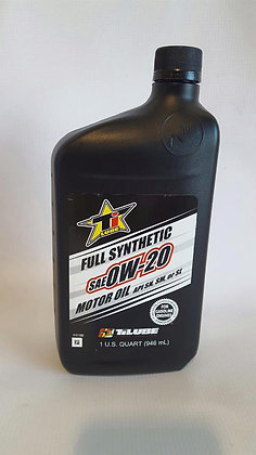 Full Synthetic 0w-20 Engine Oil