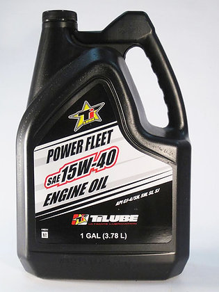 Power Fleet 15w40 Engine Oil | 1 Gallon