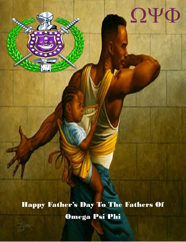 HAPPY FATHER'S DAY NPHC DAD'S !