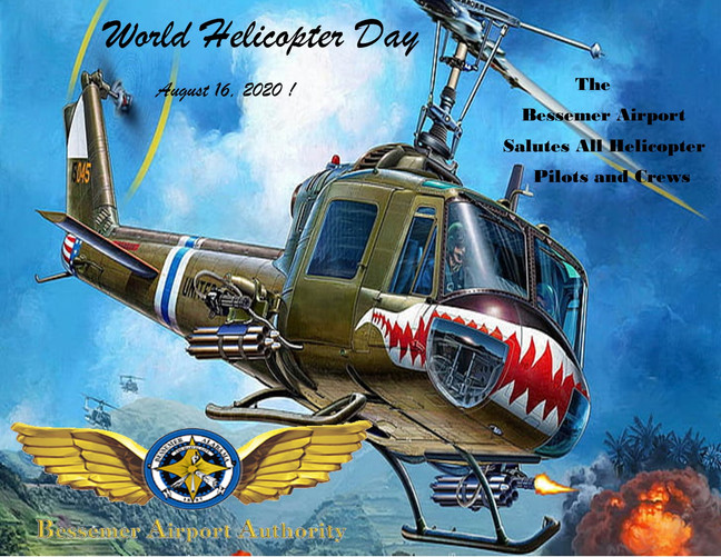 World Helicopter Day 2020