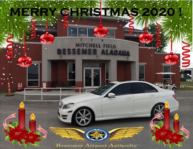 Merry Christmas Advertisements