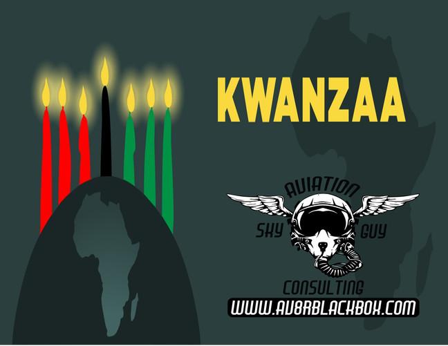 Happy Kwanzaa !