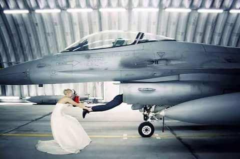 Wings and Weddings