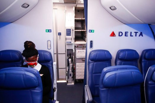 Delta Takes Extra Pandemic Precautions