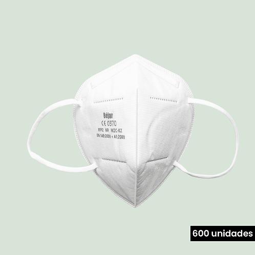 Mascarillas FFP2 (600 unidades)