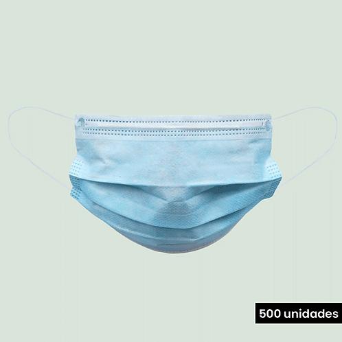 Mascarillas Quirúrgicas IIR (500 unidades)