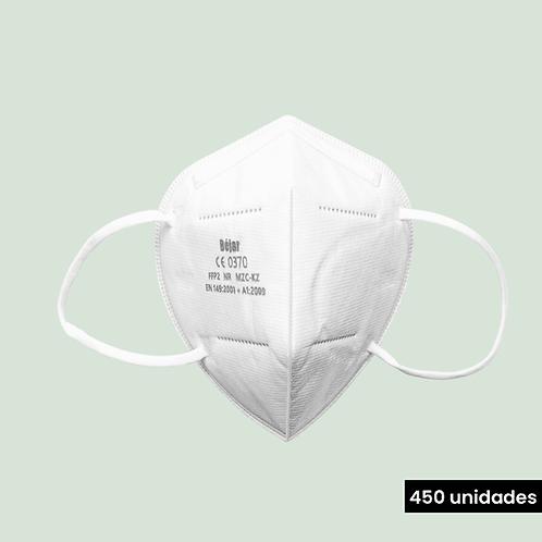 Mascarillas FFP2 (450 unidades)