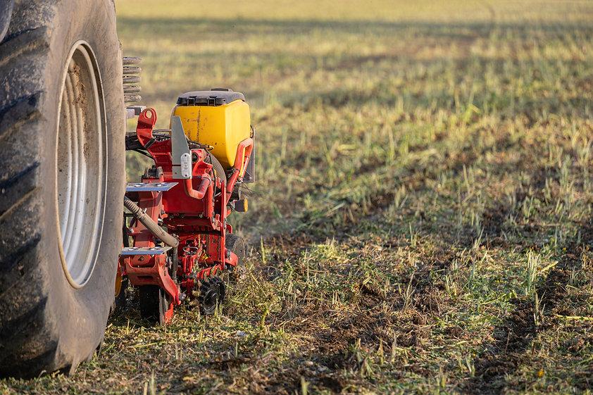 No till, conservation agricutlure, carbon | Rize