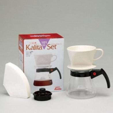 Kalita 101 Ceramic Dipper Set N
