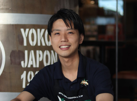 Meet Masa-San, Our Resident Coffee Meister