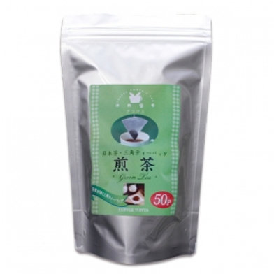 "Coffee Tonya Green Tea ""Sencha"" 2g x 50 bags"
