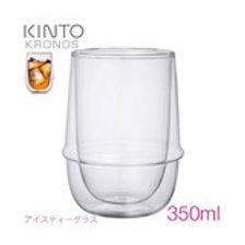 Kinto Double Wall mug for Tea