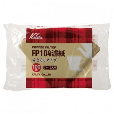 Kalita FP104 Paper Filters