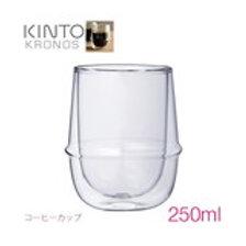 Kinto Double Wall mug for Coffee
