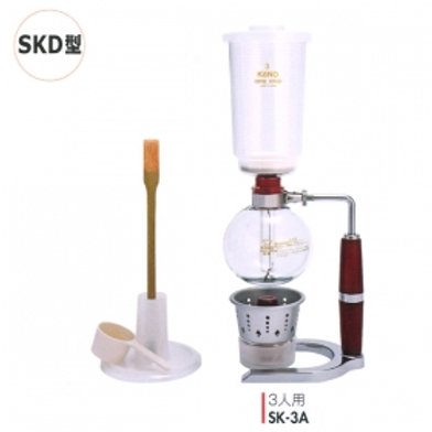 KONO Syphon type:SKD (for three cups)