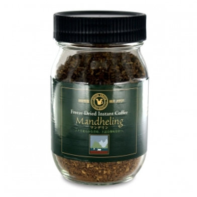 Coffee Tonya Freeze-Dried Instant Coffee (Mandheling) 90g