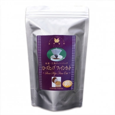 Coffee Tonya Original Tetra Tea Bag (Rose Hip Finecut) 2.5g x 40 bags