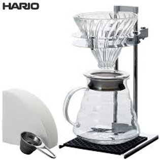 Hario Pour Over Stand set VPOS-1506-SV