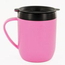 Smart Cafe Hot Mug Pink