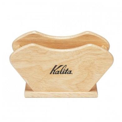Kalita Wooden Filter Rack (large)