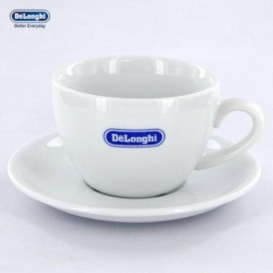 Tognana DeLonghi Original Cappuccino Cup & Saucer (1 set)