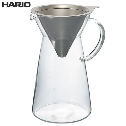 HARIO Metal Drip Decanter