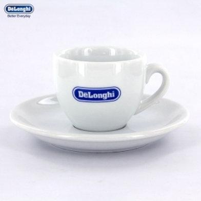 Tognana DeLonghi Original Espresso Cup & Saucer (1 set)