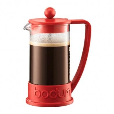 Bodum (BRAZIL) French press 0.35L RED 10948-298
