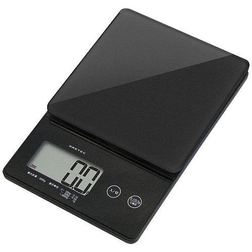 DRETEC Digital Scale KS-245BK
