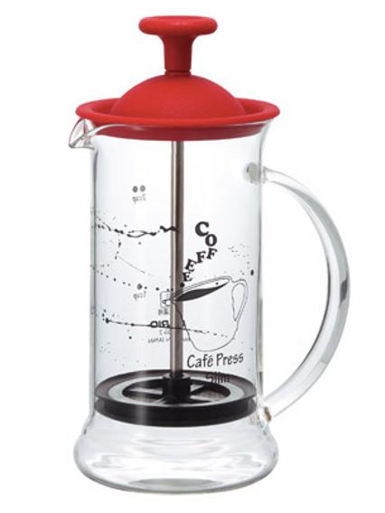 Hario Café Press Slim S Red