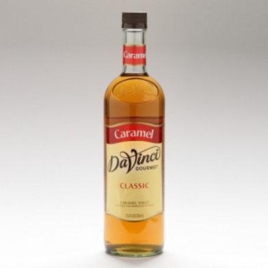 Davinci classic Caramel 750ml
