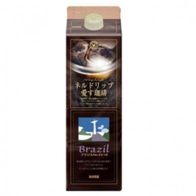 Funnel drip iced coffee (Brazil No. 2 #18) 1L