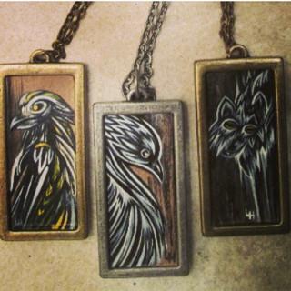 Falcon, Raven, Wolf Cameos