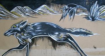 Wolfbirds