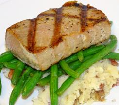 Just Grilled Tuna