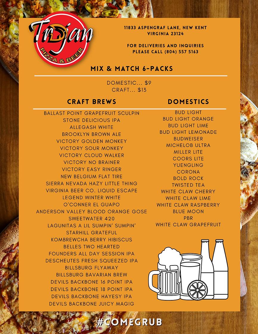 TROJAN PIZZA & BEER BAR MENU.png
