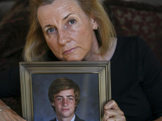 A mom whose son died of an opioid overdose calls for greater access to antidote