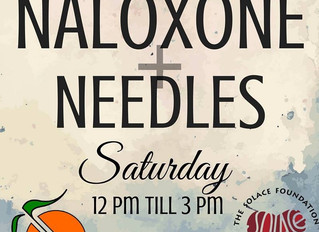 Orange County's first needle exchange open!