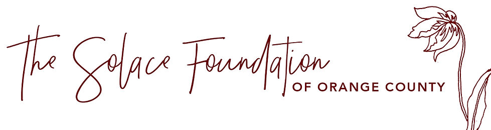 The Solace Foundation of Orange County