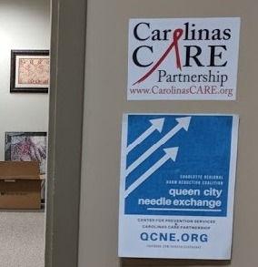 QCNE @ Carolinas CARE Partnership on Fri