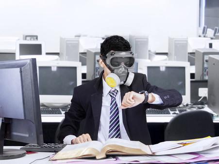 Calidad del aire interior y síndrome del oficinista