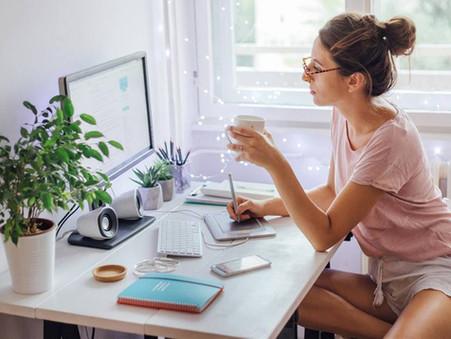 Cómo montar la oficina perfecta en casa