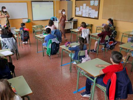 La pandemia pone en valor la Educación infantil y la labor admirable de sus profesores