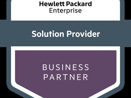 SVI es SOLUTION PROVIDER Business Partner de HPE y Aruba