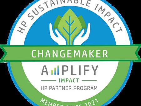 SVI recibe la certificación Sustainable Impact Changemaker