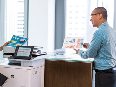 Beneficios de los servicios gestionados de impresión para empresas y empleados