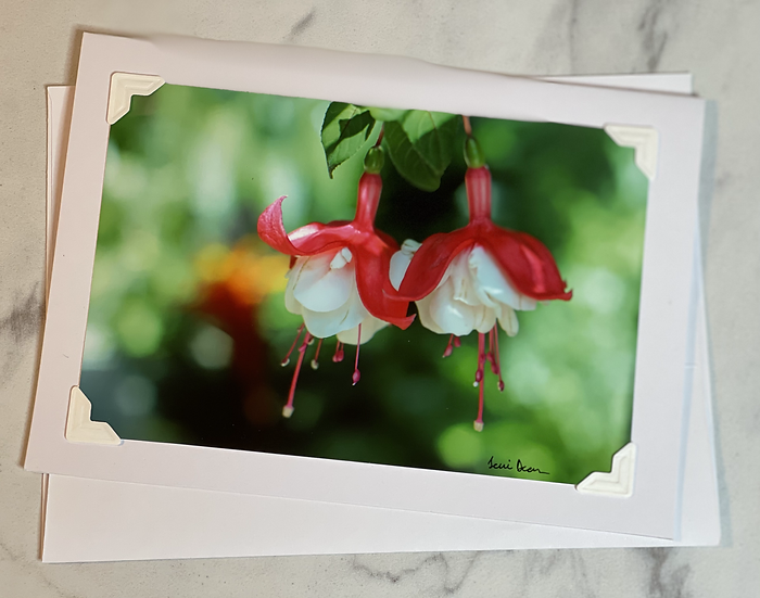 Greeting Card - Wedding Bells