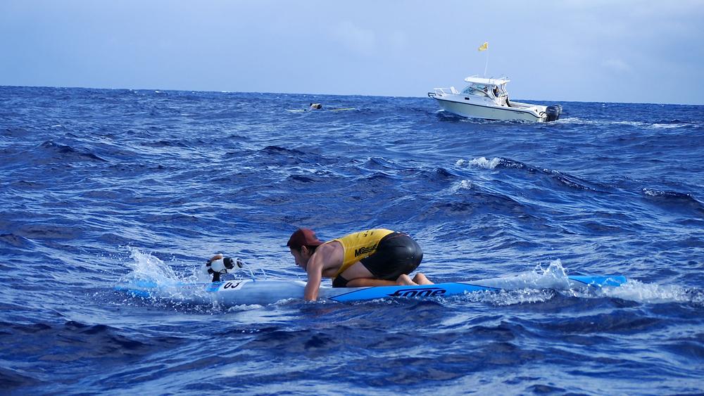 Ludovic Dulou - Molokai2 Oahu - Belharra Watermen Club