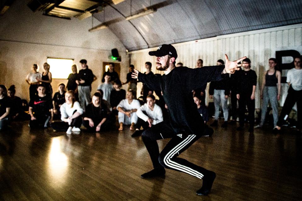 Base Dance Studios, London